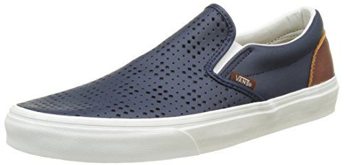 Vans Classic SlipOn Sneakers Basses Mixte Adulte