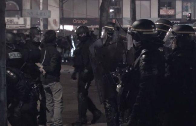 Des images de « l'évacuation musclée » de la place de la République qui interpellent. Filmée dans la nuit de jeudi à vendredi lors de la Nuit Debout , une vidéo mise en ligne samedi par le réalisateur Matthieu Bareyre montre des CRS asséner gifles et...
