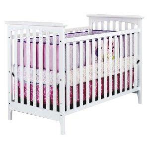 Childcraft Shoal Creek Monterey Traditional Crib... : Target Mobile