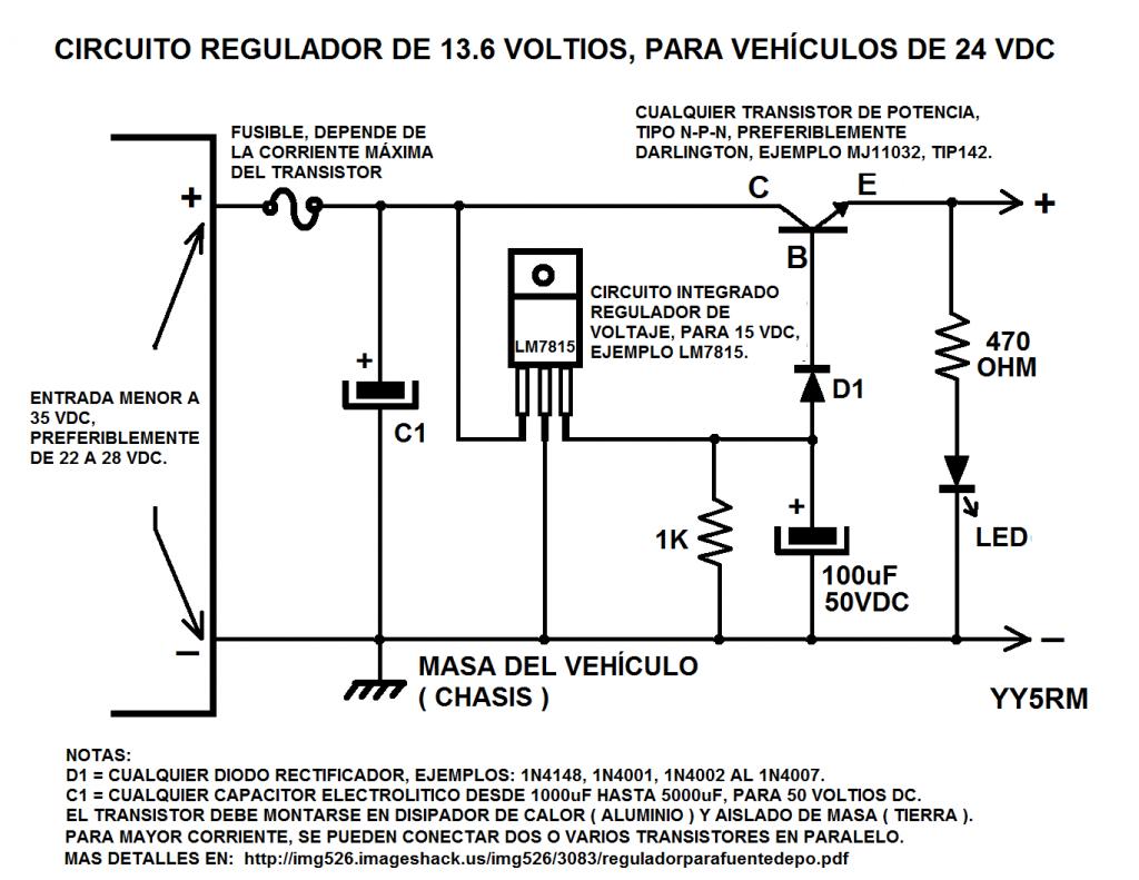Radioaficionadosnet Ver Tema Aprender A Disear Fuentes De Ultrasonic Switch Electronic Circuits And Diagramelectronics Poder Multifuncionales