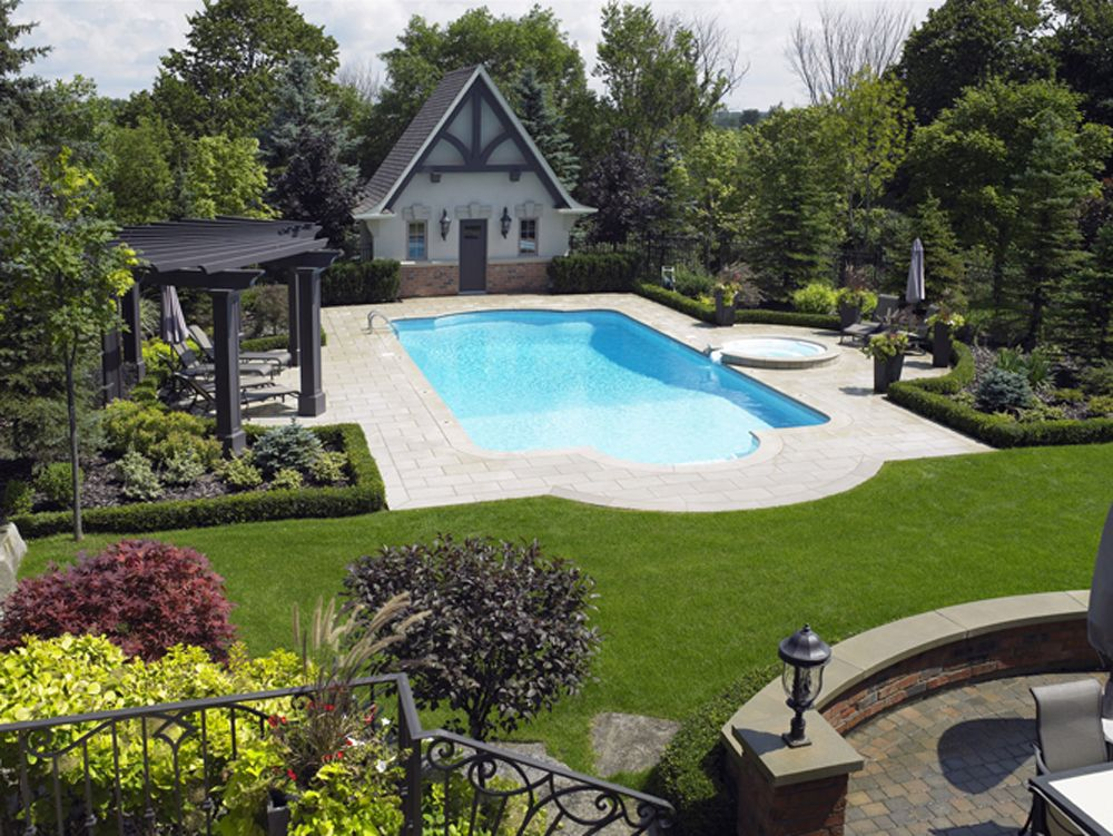Pin By Tammy Wilson On Dream Home Outdoor Spaces Pool Family