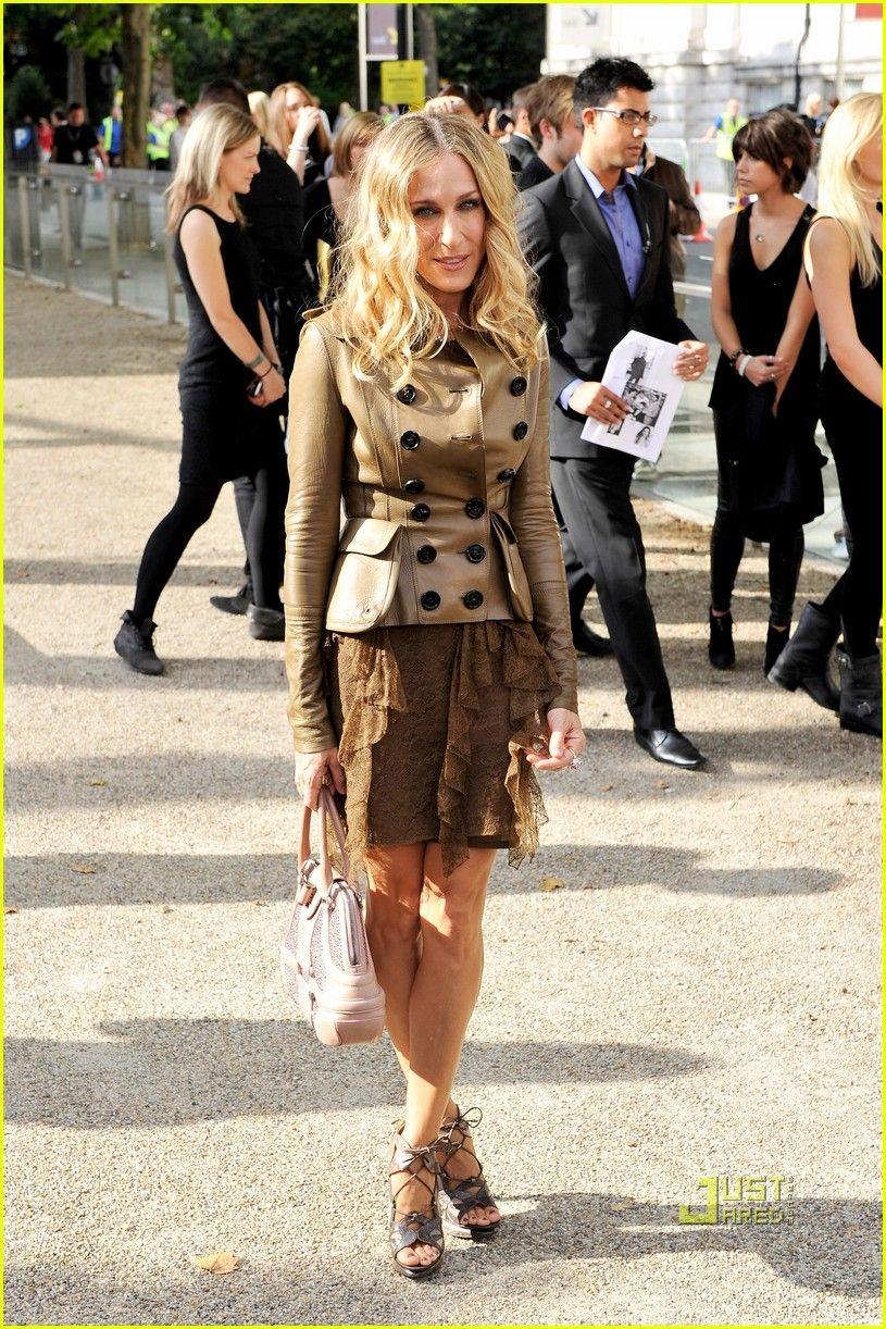 Sarah jessica parker summer style dresses