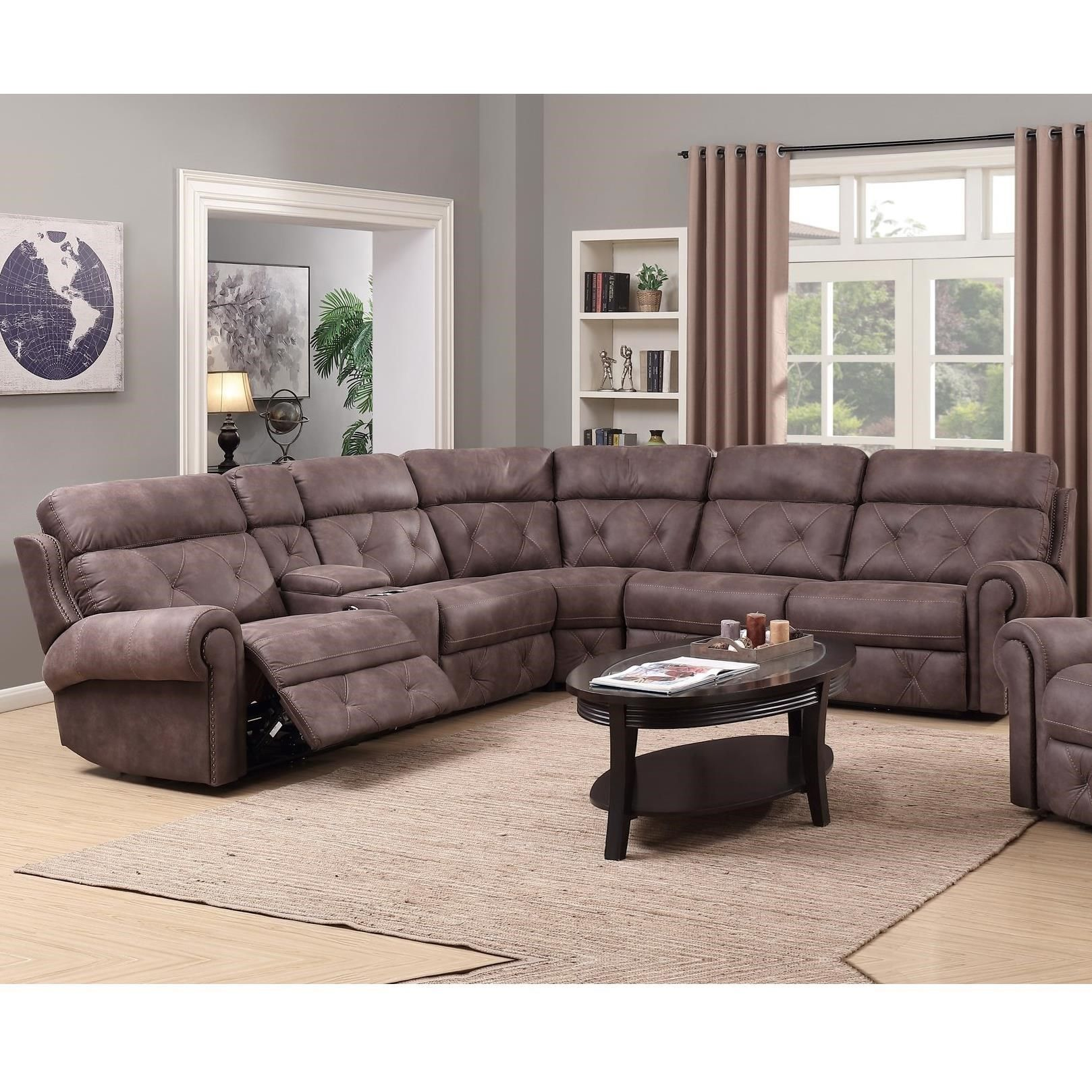 Classic Wellingsley Sectional by Fairmont Designs available at