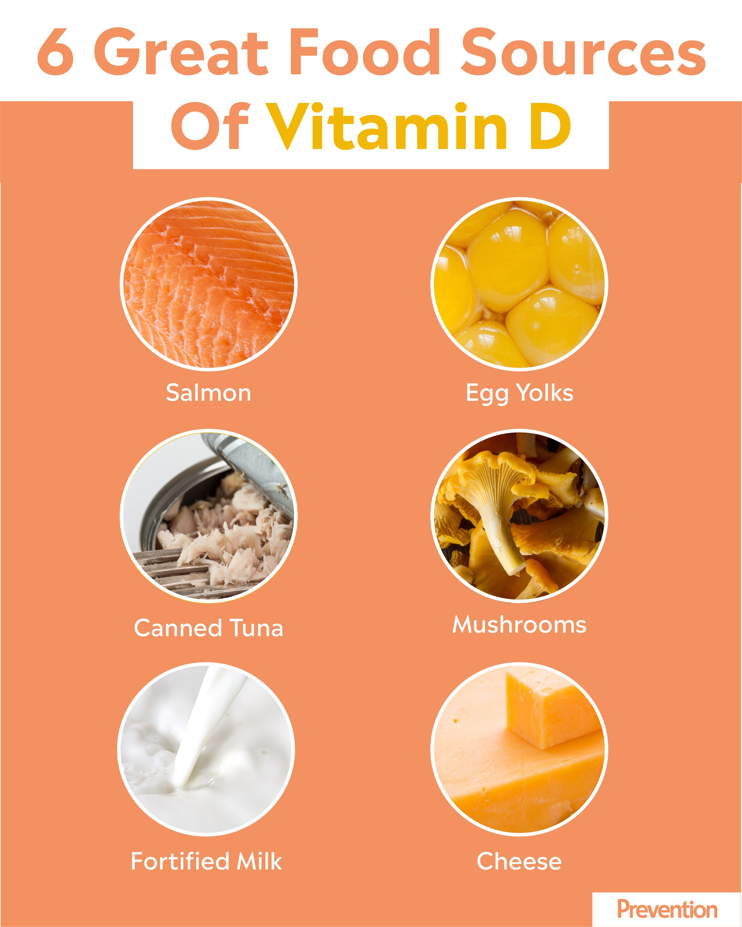 15 Surprising Ways To Get More Vitamin D Vitamin D Foods Vitamin D Rich Food Vitamin D