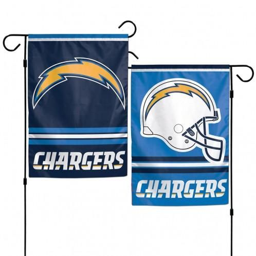 Los Angeles Chargers Flag 12x18 Garden Style 2 Sided In 2020 Los Angeles Chargers San Diego Chargers Chargers Nfl