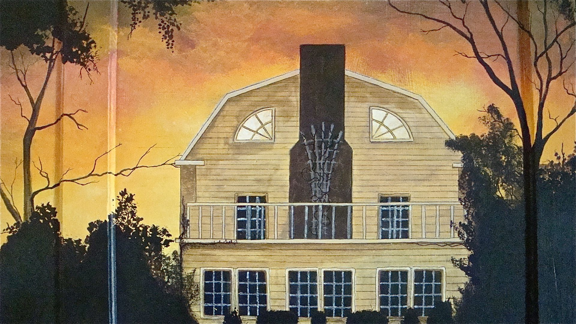 Amityville Horror House by glenn grassi