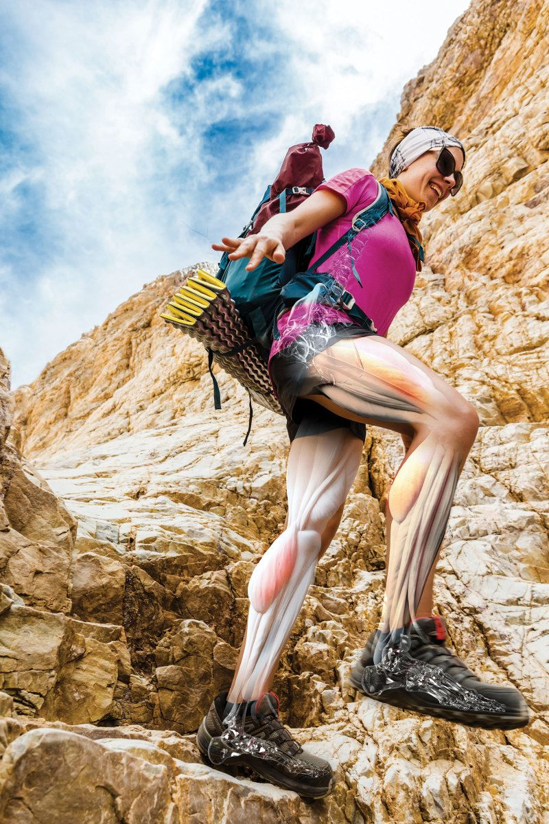 Get Fit for Backpacking Now: Legs