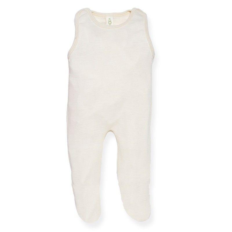 c96fccca3db Sparkebukse med fot, ull/silke | Babystuff | Bermuda Shorts, Rompers ...