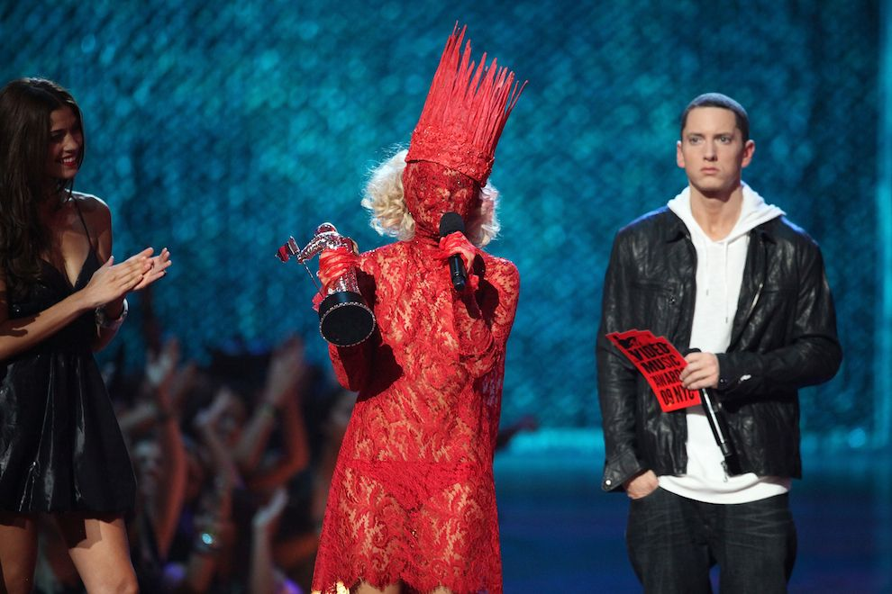 Lady Gaga & Eminem to Headline YouTube's First Music Awards Show | HYPETRAK