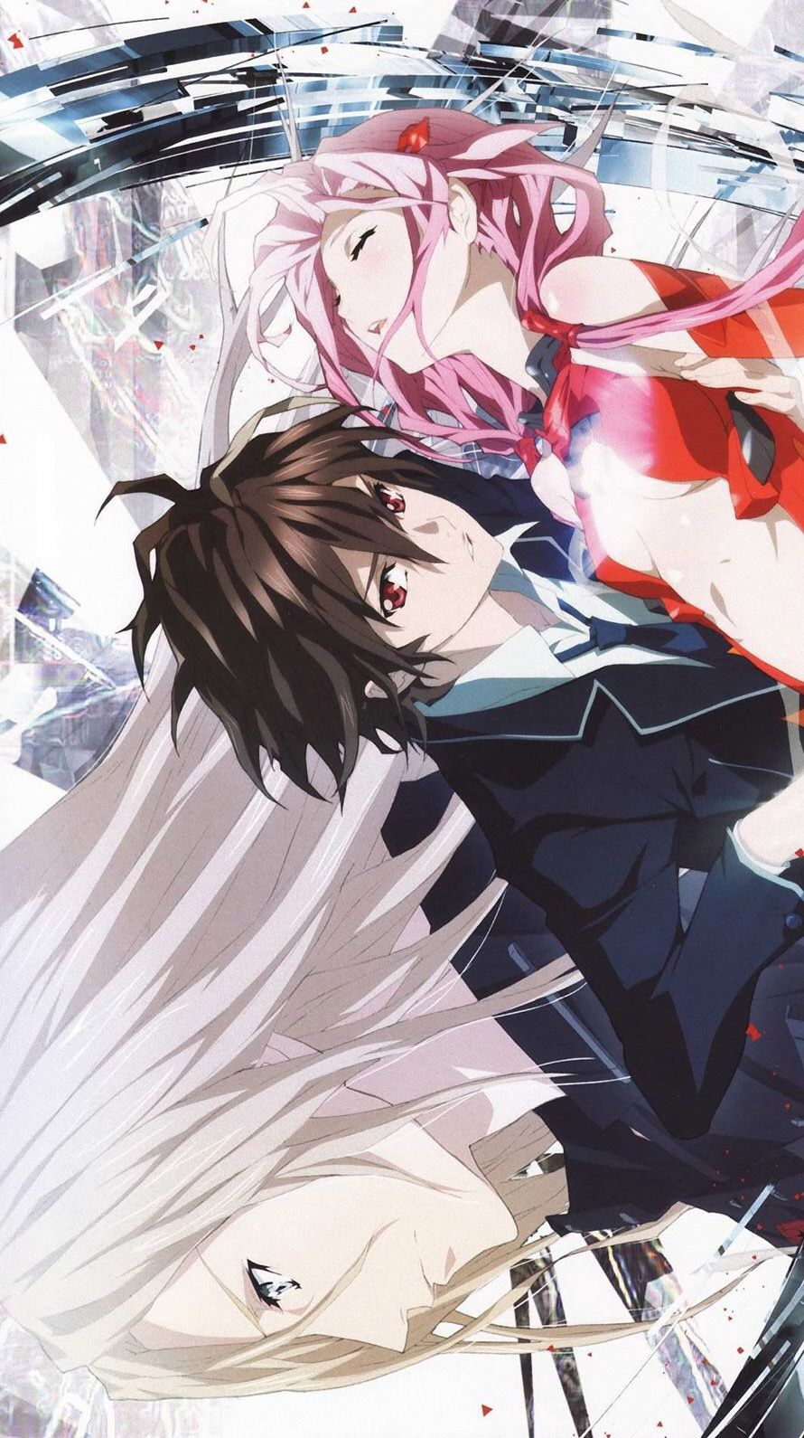 Pin about Guilty crown wallpapers and Crown illustration