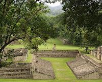 The Copán Ruins, also known as the Ruinas de Copán, is located in western Honduras approximately seven miles from the Guatemalan border.