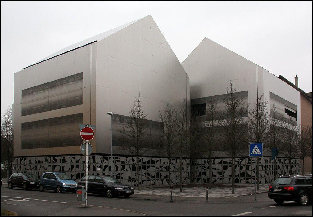 Architekten Reutlingen gebäude der südwestmetall in reutlingen architekten allmann