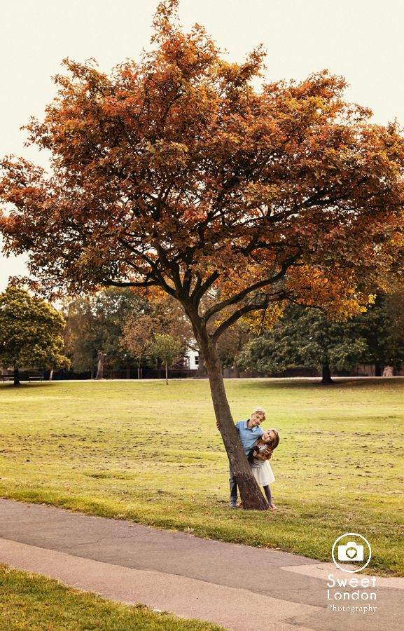 Children and Family Photography in Ravenscourt Park, West London