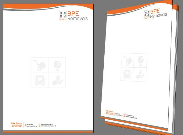 company letterhead designs free sample example format download - free business letterhead templates download