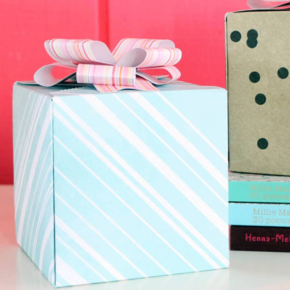 We R Memory Keepers 123 Punch Board Bow Hack (With Images