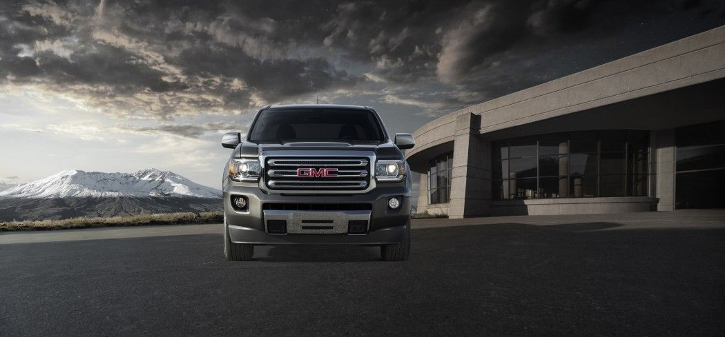 All New Gmc Canyon Advances Midsize Pickup Game With Images Gmc Canyon Best Pickup Truck Gmc Canyon All Terrain