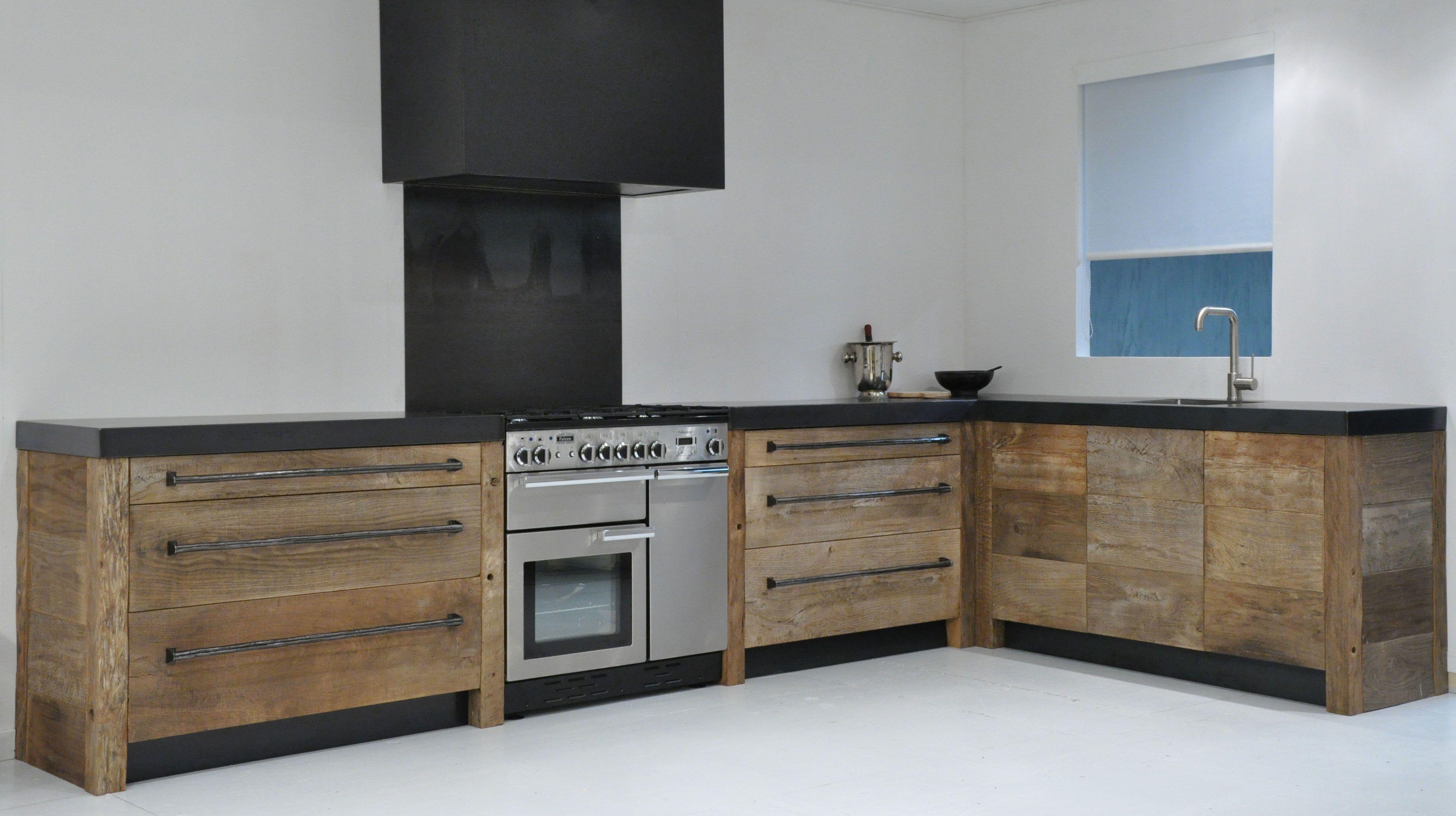 Steigerhouten Keuken Ikea : Steigerhouten keukenkastdeurtjes vaatwasser google zoeken