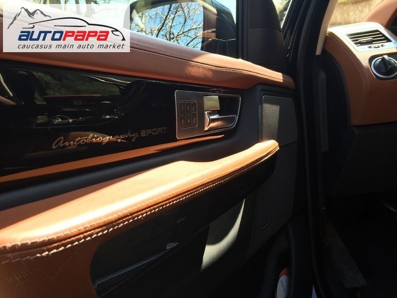 range rover sport 2010 brown leather seats Google Search