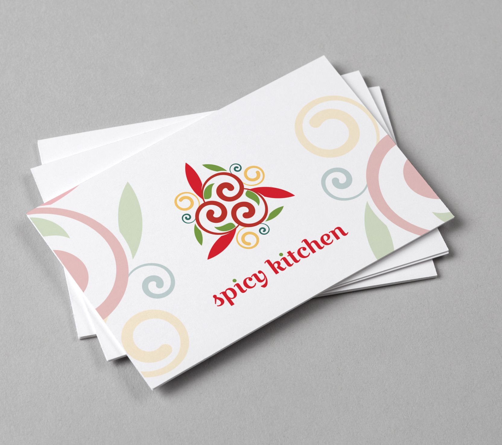 Exclusive Logo 65952, Spicy Kitchen Logo in 2019 | Food Restaurants