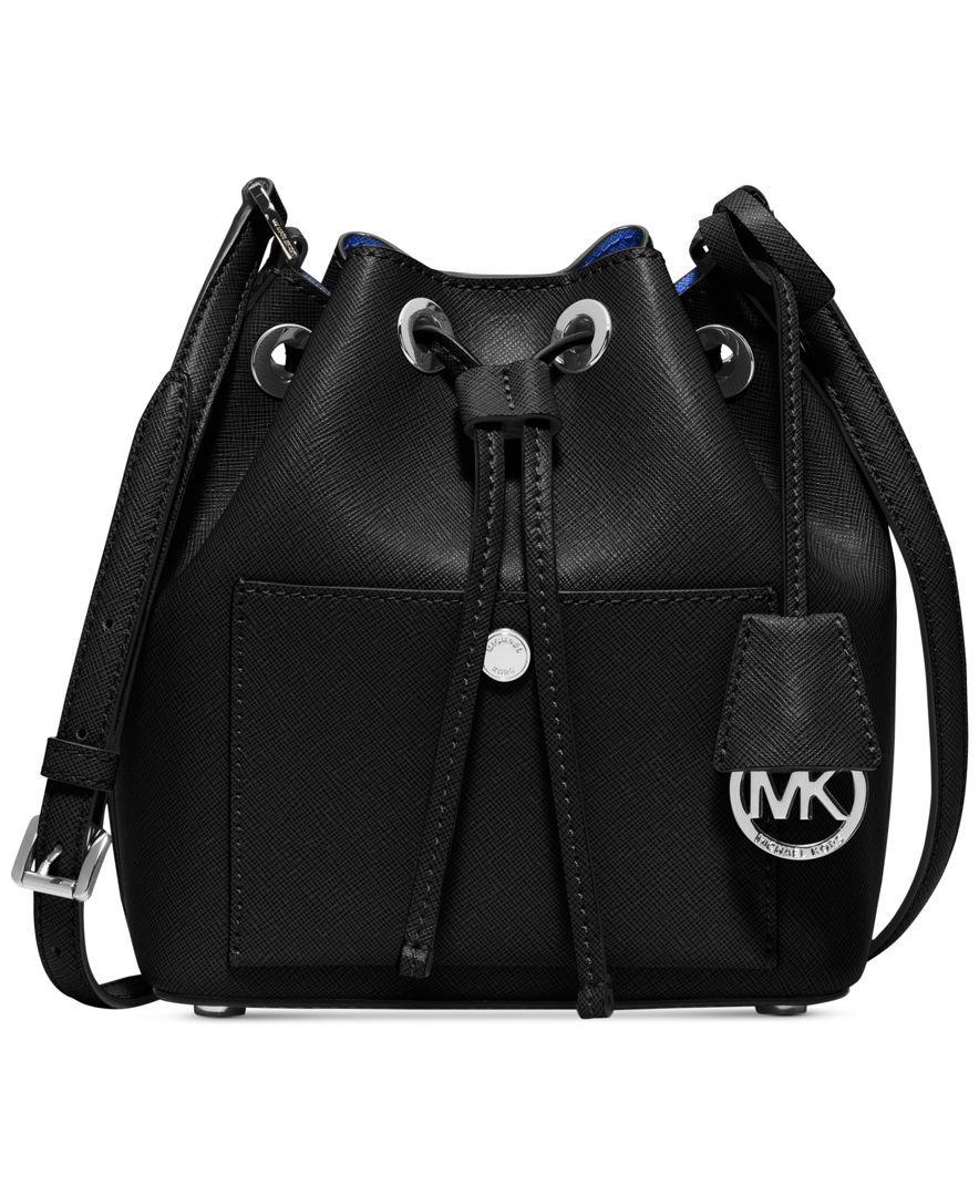 9d2fae67961334 MICHAEL Michael Kors Greenwich Small Bucket Bag - Michael Kors Handbags -  Handbags & Accessories - Macy's