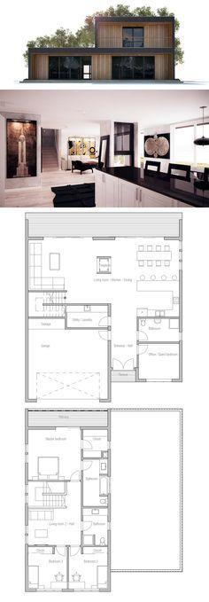 House Plan · Nettes HausVersandbehälter ...