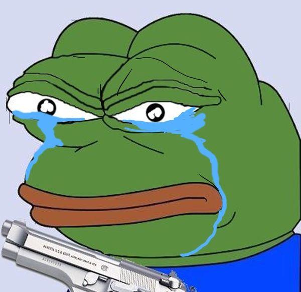 Sad Frog Meme - Buscar Con Google