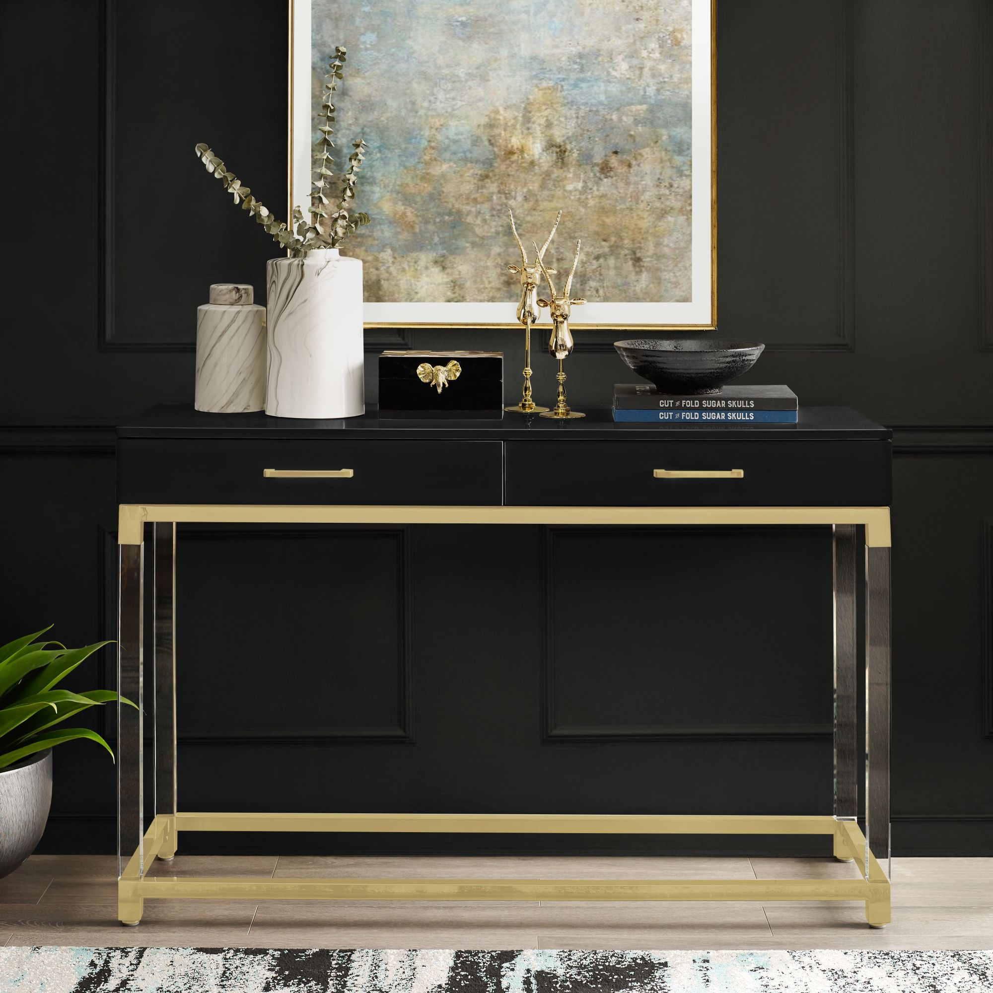 Casandra console table in 2020 dining room style