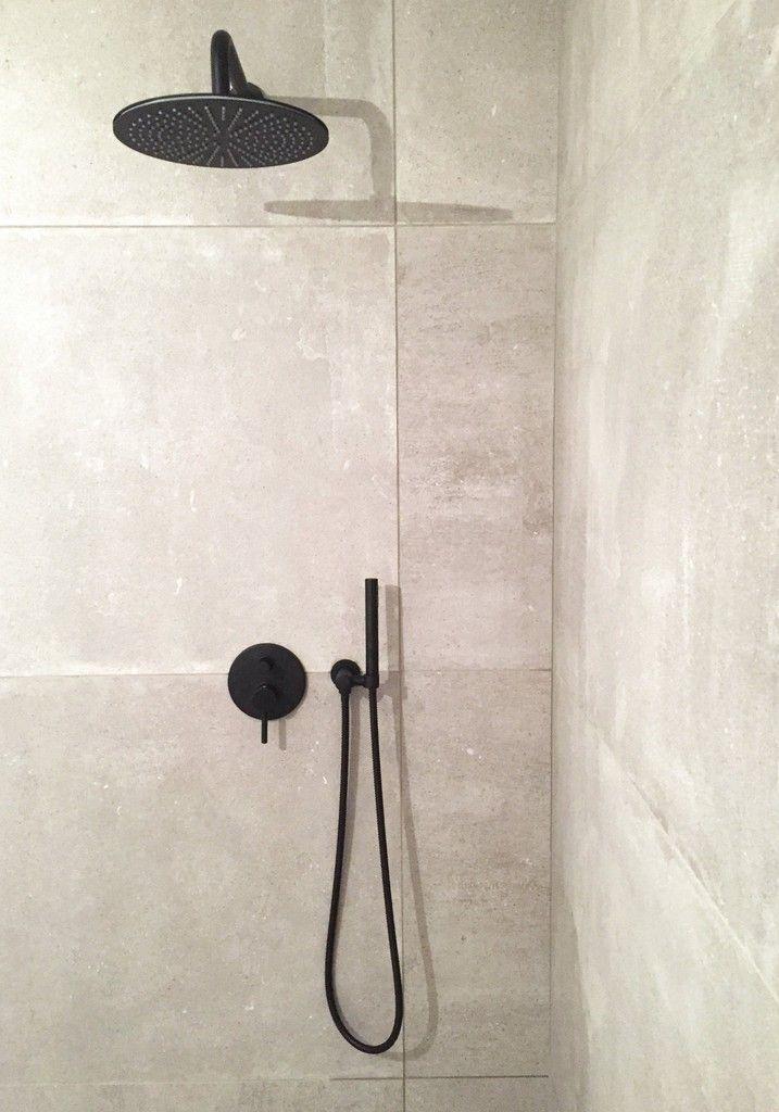 Komplette Unterputz Duschanlage Oxo Armaturen Bad Badezimmer