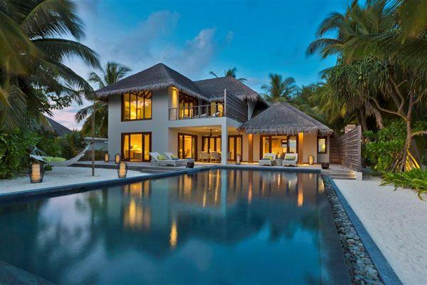 Luxury Fantasy Getaway To The Dusit Thani Maldives Urban