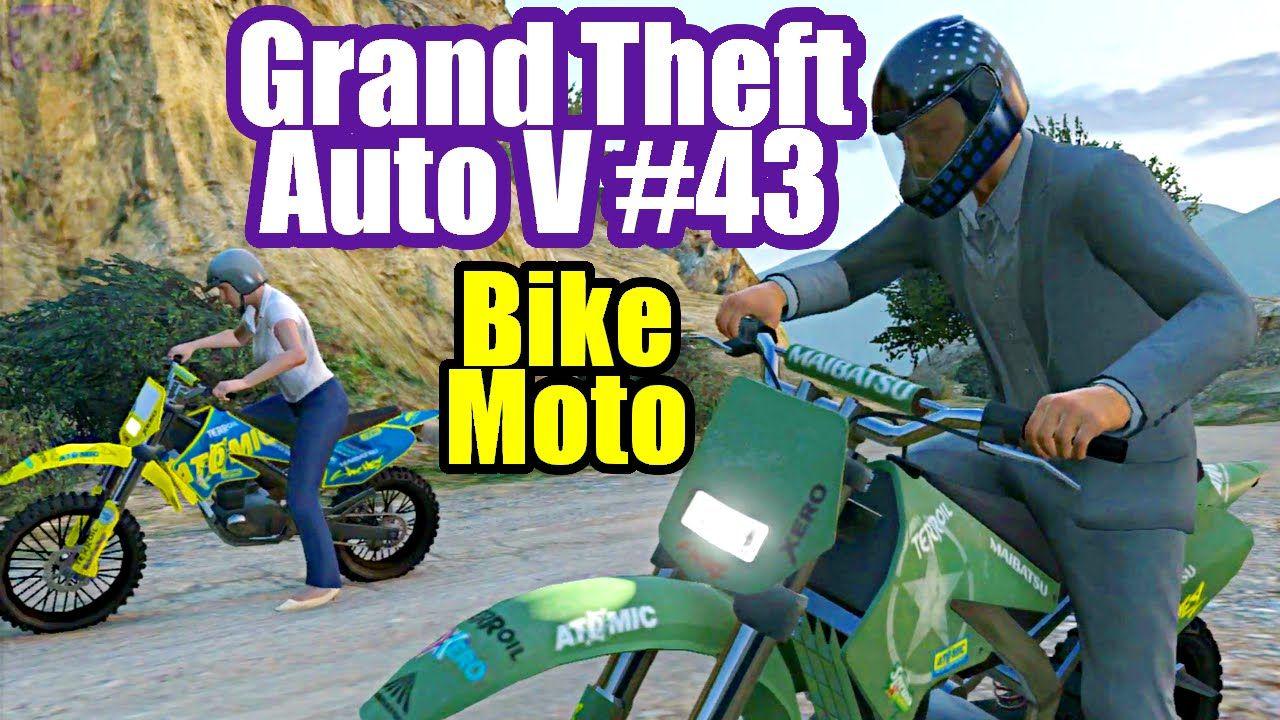 Grand Theft Auto 5 PS3 Online Fun [43] GTA Races On Yer