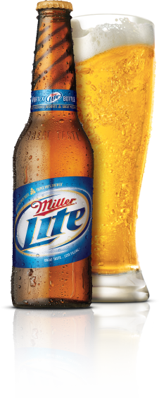 Miller Lite You Can Find It Pretty Much Anywhere And Yes It Does Taste Better Than Bud Light Its Not That I Dislike Bud Miller Beer Miller Lite Lite Beer