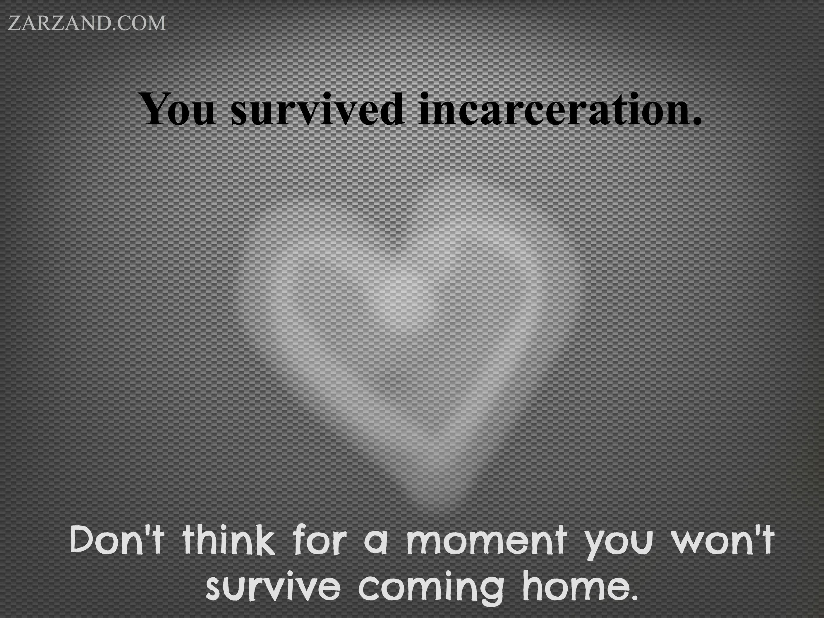 Prison Inmate Incarceration Strongprisonwivescom Transitioning Home