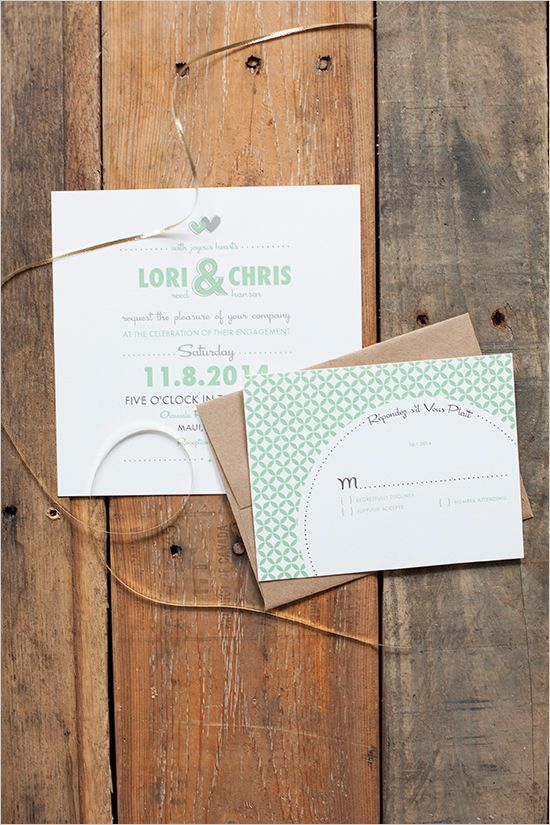 mint save the date #freeprintables #savethedate #weddingchicks http://www.weddingchicks.com/2014/03/14/free-printables-2/