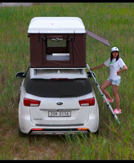 hardtop one jr. roof top tent roof tent car tent vehicle pop up tent ladder tent box tent two people tent family tent outdoor c&ing adventure ... & hardtop one jr. roof top tent roof tent car tent vehicle pop ...