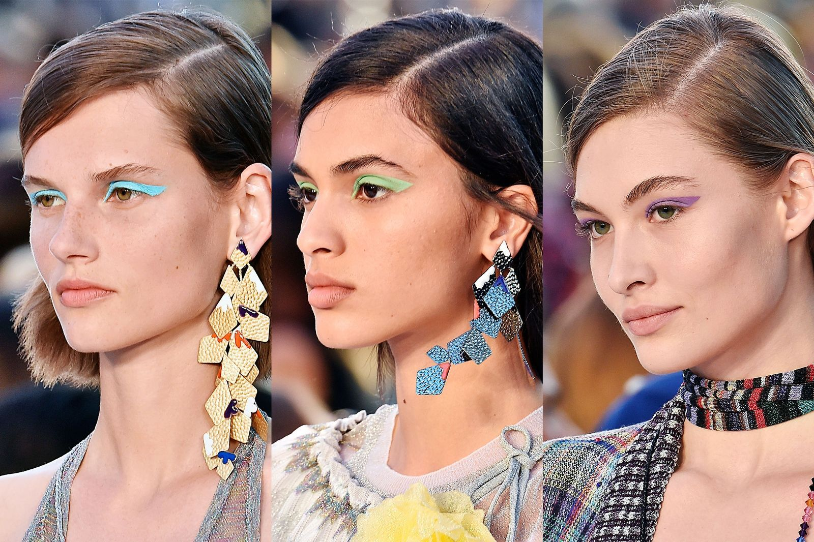 Every Makeup Look You Need To See From The Spring 2018 Shows
