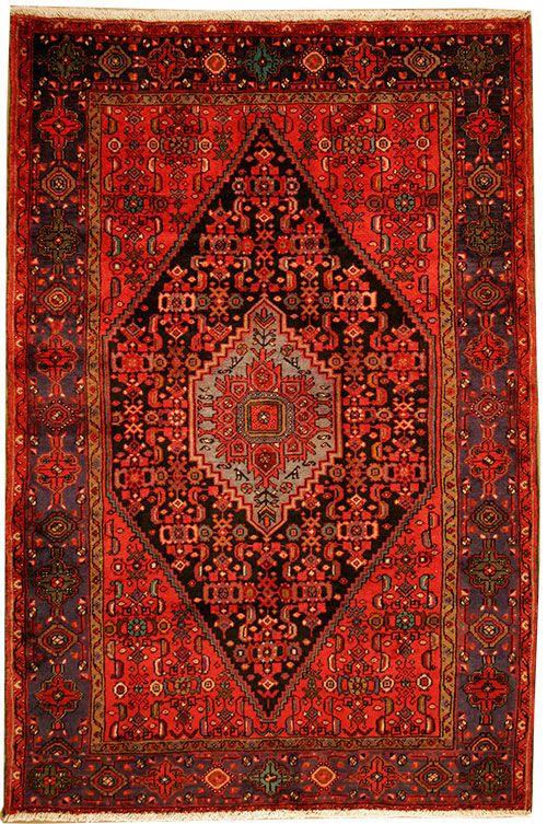 Antique Oriental Rug Alfombras Tapetes Y Telas