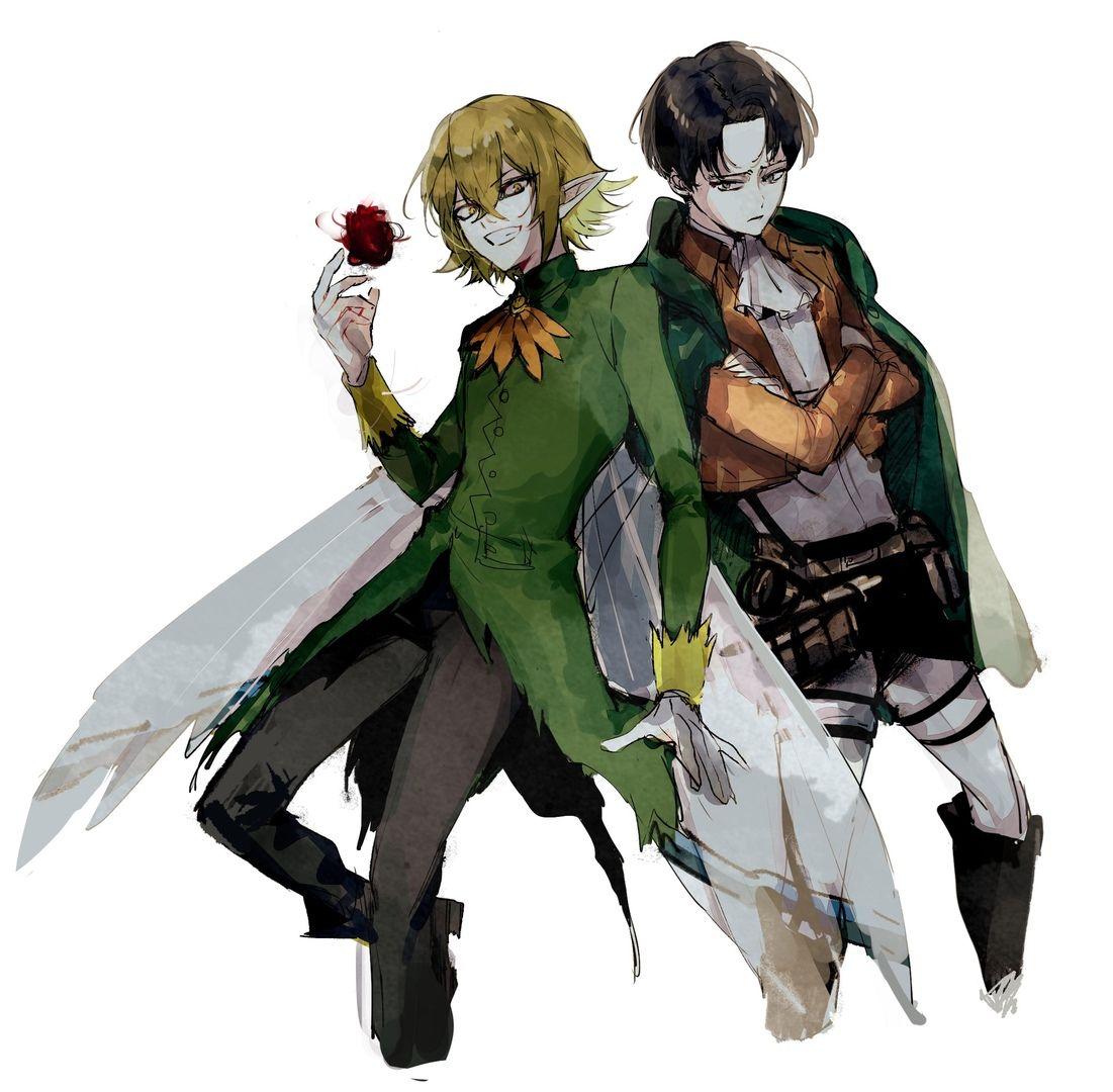 Bakr anmar Nanatsu no taizai Anime, Zelda characters
