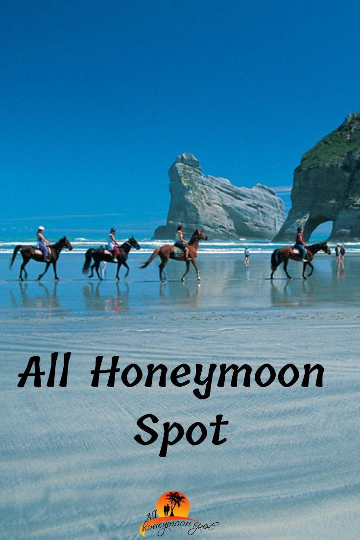 Romantic Honeymoon Destinations By All Honeymoon Spot On