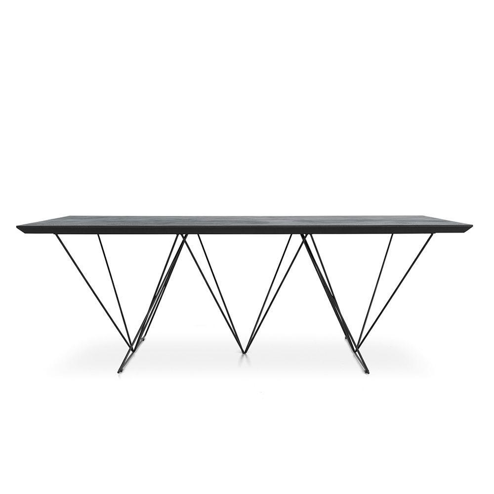 Priamo | Design tisch, Eiche holz und Holzplatte