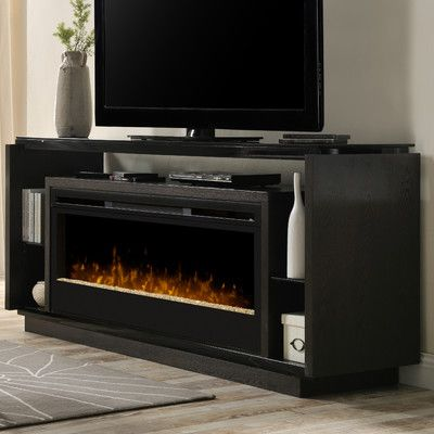 Dimplex David Tv Stand For Tvs Up To 78 Inches With Fireplace