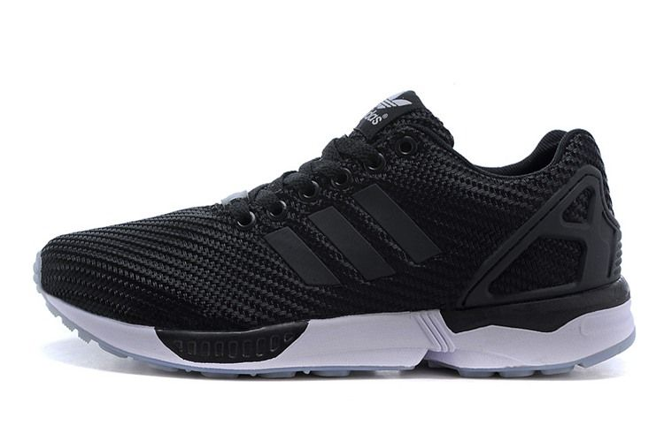 bf0097c06ee69 Adidas Men Originals ZX Flux Shoes Black Grey