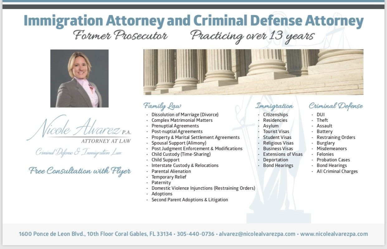 Free consultation with flyer criminal defense attorney