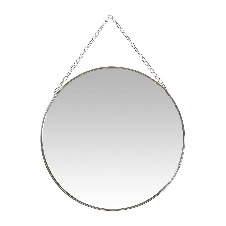 19.99 - spiegel aan ketting - rond - 45 cm | xenos | h - wc, Badezimmer ideen
