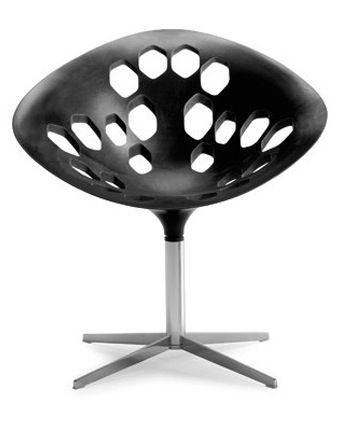 Exagon Contemporary Outdoor Chairs By Tonon