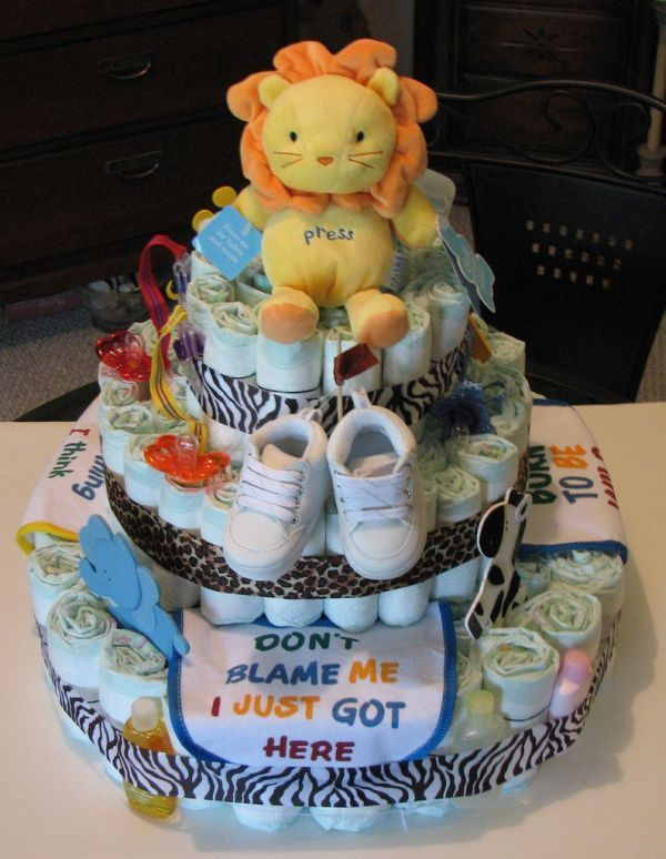 baby shower cakes baby shower diaper cake gift ideas  baby, Baby shower invitation
