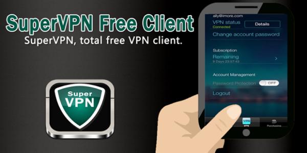 SuperVPN APK Full Mod Premium Version Download For Android
