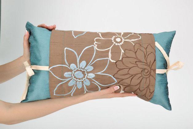 Cojines Almohada hecha a mano con relleno de organza