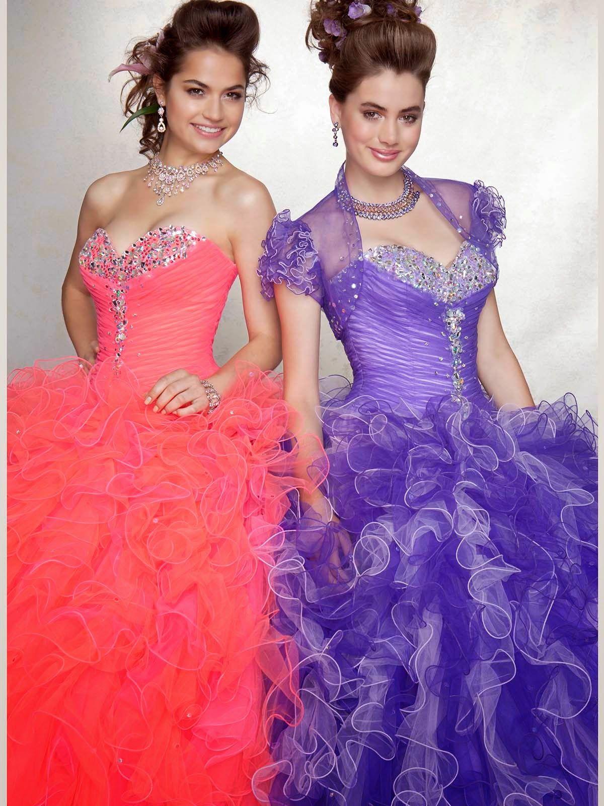 Estupendos vestidos de 15 años | Moda 2014 | vestidossssss ...