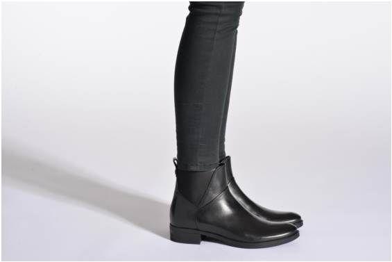 Geox D MENDI ST D D5490D (Marron) Bottines et boots chez