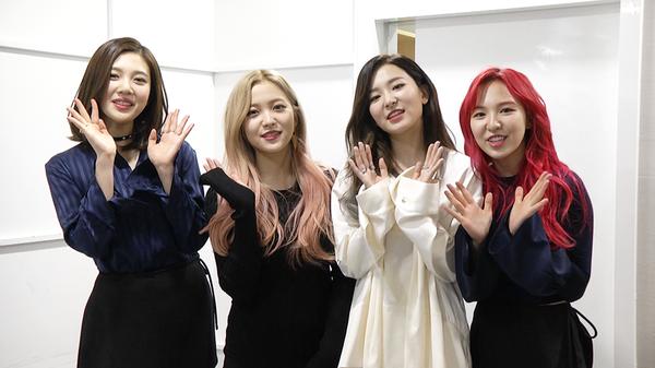 تقرير عن الفرقة الكورية Red Velvet Red Velvet Fashion Korean Girl